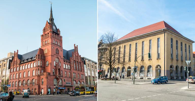 Bürgeramt Steglitz Zehlendorf
